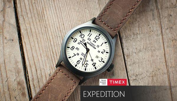 Bứt Phá Thể Thao Kiểu Mỹ Với Đồng Hồ Timex Expedition 4