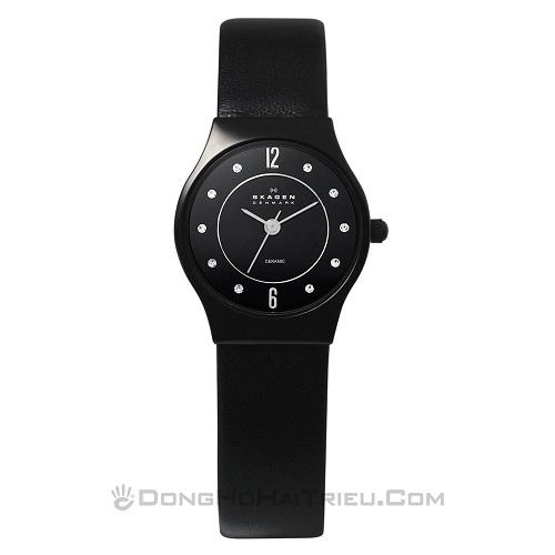 tham khảo các mẫu đồng hồ nữ dây da đẹp 2