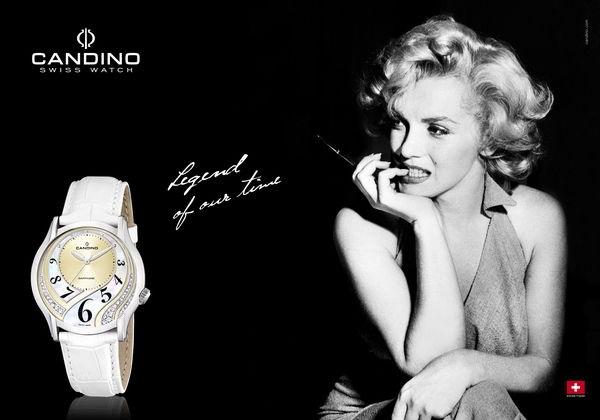 đồng hồ candino nữ thanh nhã cao cấp 2