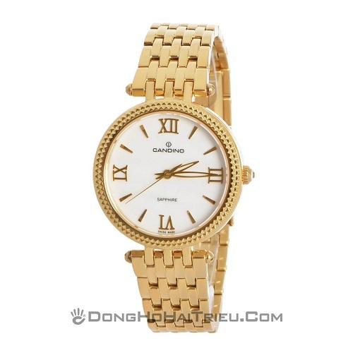 đồng hồ candino nữ thanh nhã cao cấp 3