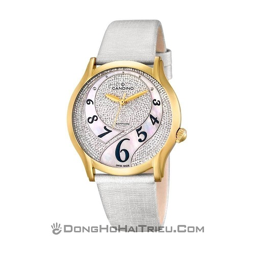 đồng hồ candino nữ thanh nhã cao cấp 5